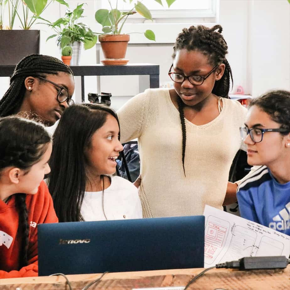 GT Scholars launches the #GirlMeetsCode programme