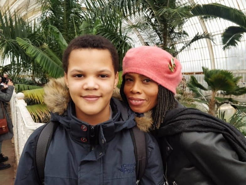 A mother and son interview on their experience on the Headstart Programme