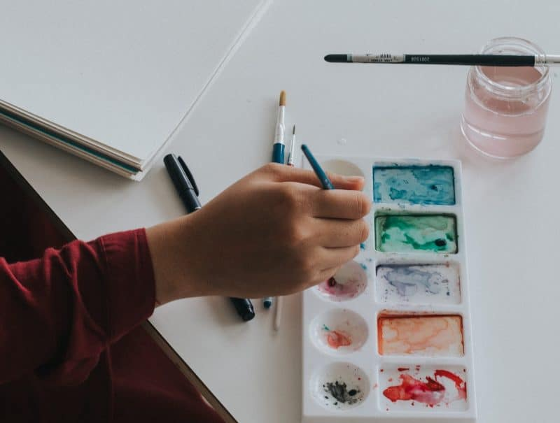 In the Know – Explore your creative side!