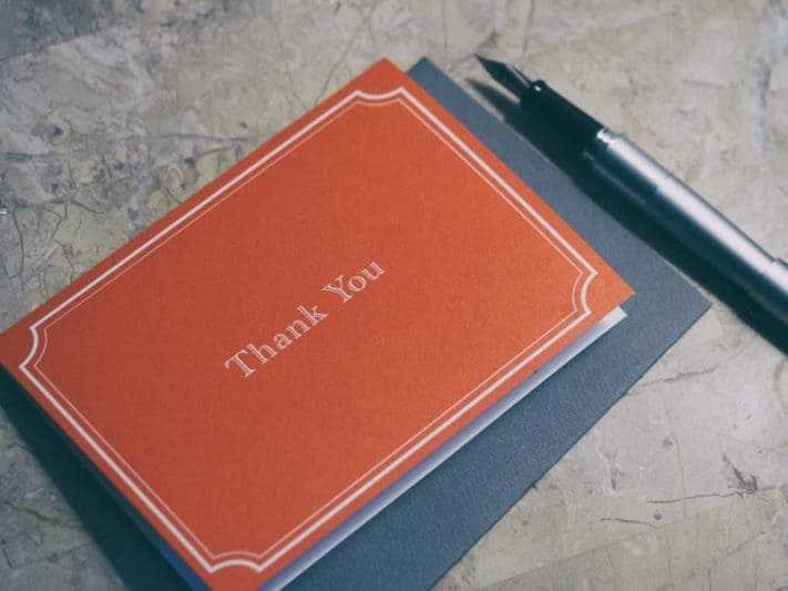 Friends of GT Scholars – Thank you for your help this term!