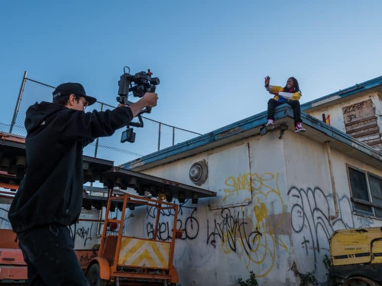 In The Know – Lights, Camera, Action!
