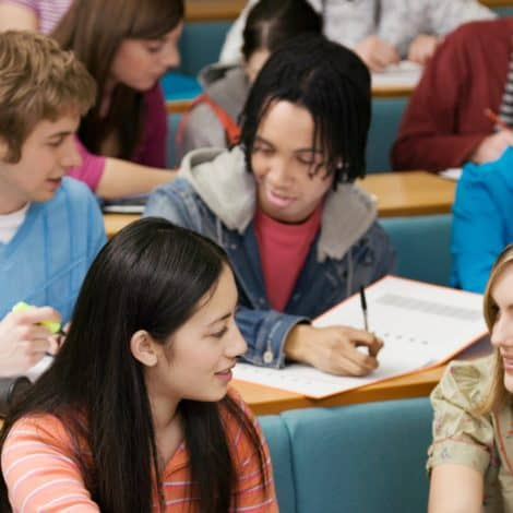 LSE CHOICE helps young people get into university!