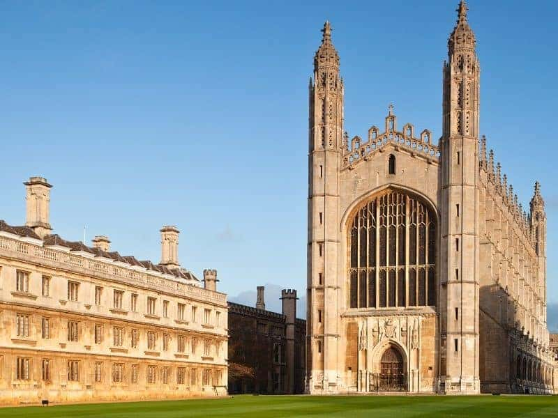 Course C151:  How to get into Oxbridge