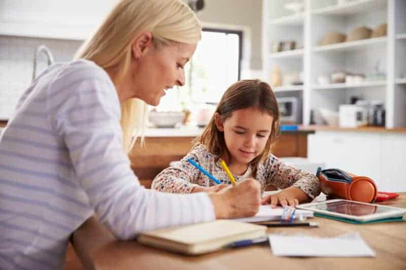 12 tips to help young people build homework and study habits