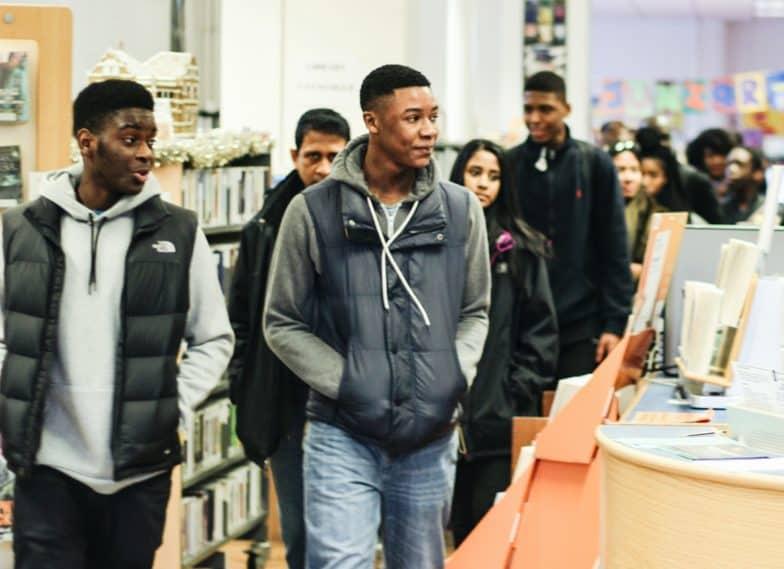 University Visit with GT Scholars!