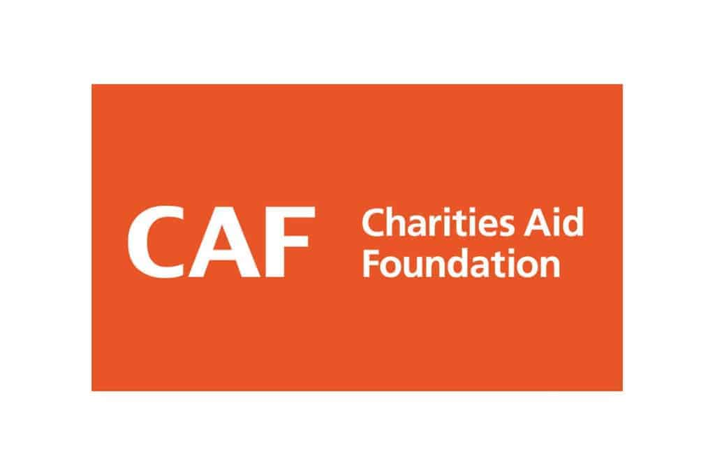 CAF charities aid foundation - Our supporters