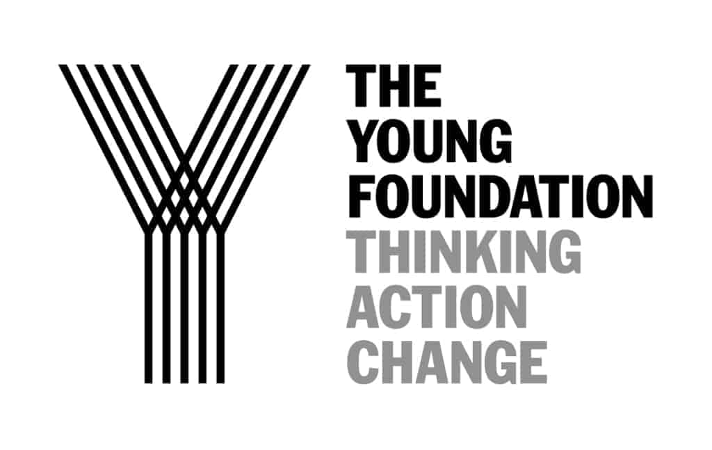 The Young Foundation Logo - Our supporters