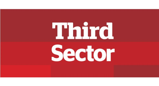 Third Sector - As featured in...