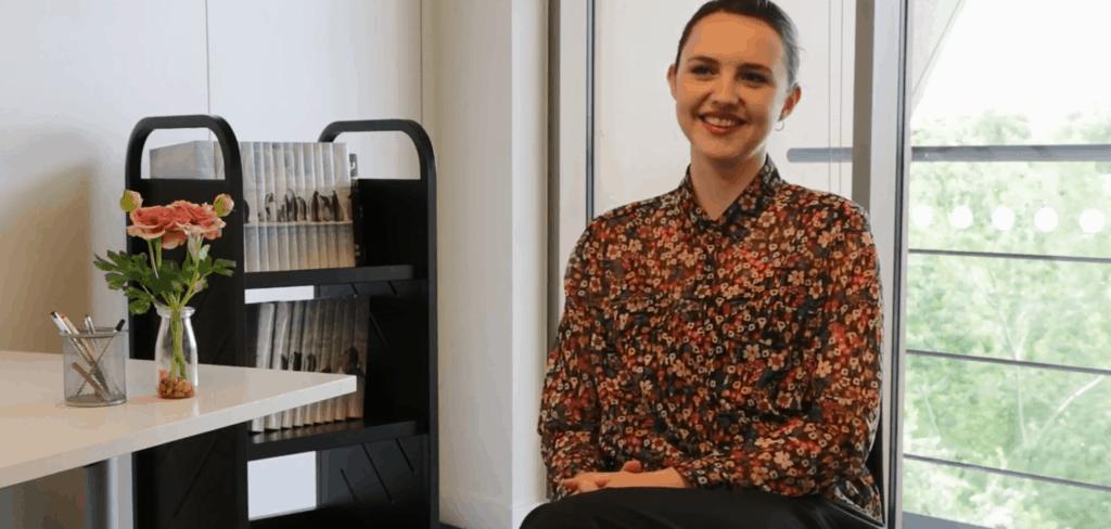 Volunteer Spotlight: Meet one of our Volunteer Mentors – Rachel